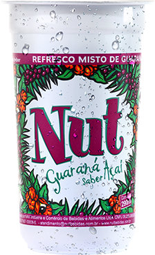 Nut Sabor Guaraná com Açaí - Copo 290ml