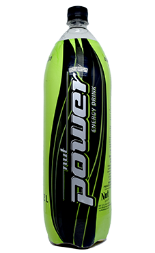 Nut Power Energético - PET 2L