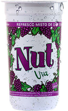Nut Sabor Uva - Copo 290ml